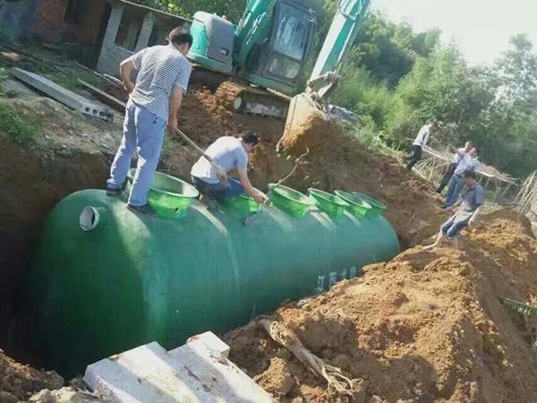 韶关农村生活污水处理设备安装